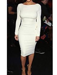w.i.n.k sexy Baumwolle rückenfreies Kleid