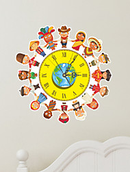 3D The Nation Wall Stickers Wall Decals