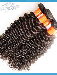 жен. - Наращивание волос Кудрявый вьющиеся - Человеческий волос