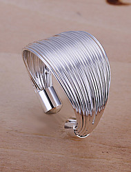 Top Silver Women's Silver Ring
