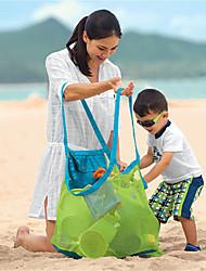extérieur sac plage de sable les enfants de jouets de stockage de stockage importante de la taille (couleur aléatoire)