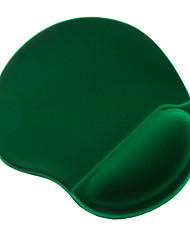HC-007 Gel Mouse Pad with Wrist Rest PU+Mutispandex Safety and Environmental Protection