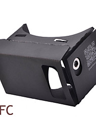 "NEJE DIY Google Cardboard Virtual Reality 3D Glasses with NFC for 3.5-6"" Cellphones"
