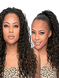 Women Lace Front Wig 10inch~24inch India Hair Color(#1 #1B #2 #4)Deep Wave hair