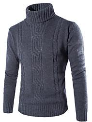 Manni Men's Long Sleeve Sweaters (Cotton)