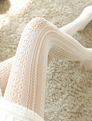 Damen Strumpfhose  -  Samt Dünn