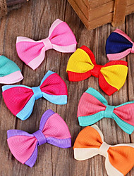 Wedding Décor Color Bow (Set of 50 Random Distribution)