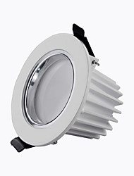 "8A Lighting 2.5"" 9W SMD 810LM 2800-6500K Warm White/Cool White Die Casting Aluminum LED Downlights AC180-265V"
