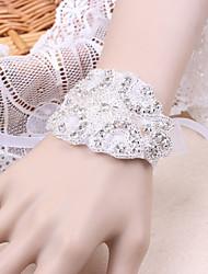 2015 bride wrist bracelet new retro luxury jewelry ribbon bow