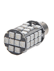 Car Modification Accessories 40-SMD5050 1156  10W LED Red Light Fog Light Brake Light Reversing Light (12V)