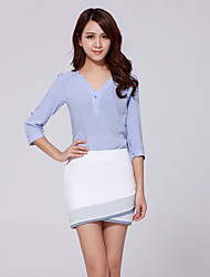 Women's In Early Spring Two-piece Dress
