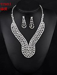 Bridal Jewelry Set Korean Fashion hollow wings necklace bride wedding dress accessories