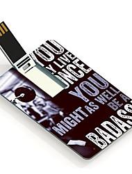 8gb make it happen conception carte lecteur flash USB