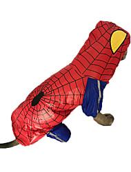 Hunde Kostüme / Regenmantel Rot Hundekleidung Frühling/Herbst Wasserdicht / Cosplay / Halloween