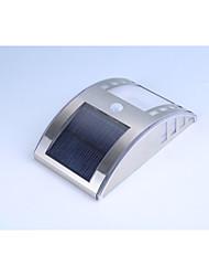 Solar 4LED Human Body Induction Lamp