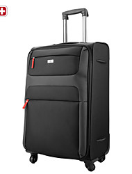SWISSGEAR® USA Metallic 28 Inch 4 Wheeled Spinner Upright Luggage Travel Bags Suitcase