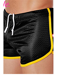 Men Sports Shorts Underwear Male Boxers Sexy Underpants M L XL AC 11 free shipping