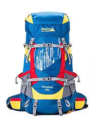 60L L Randonnée pack / Sac de Randonnée Camping & Randonnée / Escalade / Sport de détente / Voyage Outdoor / Sport de détenteEtanche /
