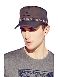 2015 Spring Summer Hot Sell Kenmont New Men Super UV-protection Sunscreen Army Cap Outdoor Flat Sun Hat 3117