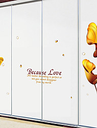 pegatinas de pared Tatuajes de pared, callas pegatinas de pared de pvc