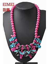 Ladies'/Women's Alloy Necklace Wedding/Birthday/Party/Special Occasion