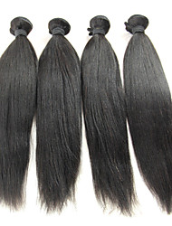 6a top grade unprocessed virgin brazilian straight hair