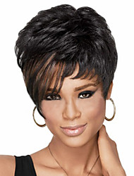 High-quality European and American Fashion High-quality Hair Synthetic Wig High Temperature Wire Fashion Short wigs