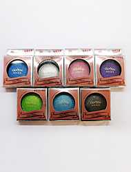 1 Normal Eyeshadow Matte/Shimmer Powder(7 Selectable Colors)