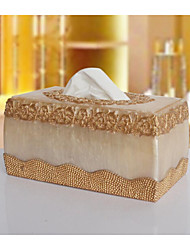 A Pearl Tissue  Box