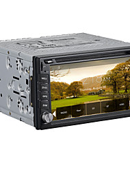 7 ίντσεςch - 800 x 480 - 2 Din - Car DVD Player