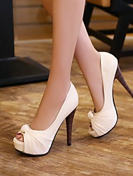 Women's Shoes Stiletto Heel Peep Toe Pumps Dress Shoes More Colors Available