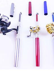 other Spinnrute 140 M Köderwerfen/Fischen im Süßwasser/Andere/Spinnfischen/Angeln Allgemein Metall/Fester Kunststoff Rod & Reel Combos