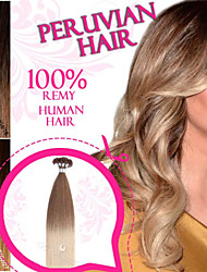 Ombre Color Pre-bonded U Tip/ Nail Tip 100% Russian Remy Human Hair Ty.Hermenlisa