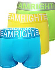 Men's Cotton/Cotton Blends/Modal Boxers 3 pack Briefs