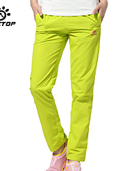 Outdoor Women's Hiking Bottoms Pants Breathable/Quick Dry/Wicking Camping & Hiking/Fitness/Leisure