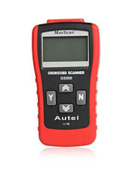 Autel Scanner Diagnostic Trouble Code Reader OBDII/EOBD Scanner MaxScan GS500
