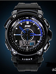 Moment the authentic fashion men leisure mountaineering waterproof multi-function digital watches exquisite gift table