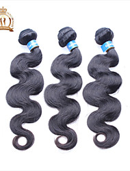 3Pcs/Lot 12-26 inch Unprocessed Eurasian Remy Virgin Hair Body Wave Human Hair Weaves Body Wave Hair Extensions