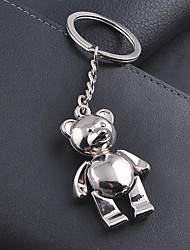 Wedding Keychain Favor [ Pack of 1Piece ] Non-personalised with Bear
