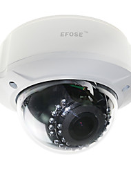 "Home Security 1/3"" CCD 1000TVL 2.8-12mm Lens Vandalproof Waterproof Dome Color 30 IR Camera"