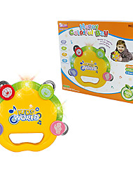 Best Gift for Baby Colorful Bell Toy with Light