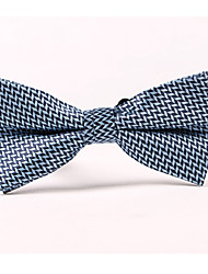 Corrugated Jacquard Bow Ties