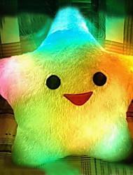 fashion luz lâmpada / noite projeção colorido criativo novidade moderna / contemporânea travesseiro