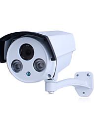 Onvif H.264 2.0 Megapixel HD 1080P 25fps Waterproof Outdoor Array IR Network POE IP Camera
