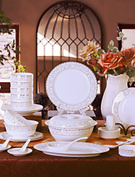 Bone China/Ceramic Dinnerware Sets