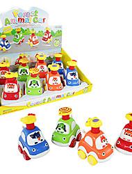 Toy Vehicles Mini Pressure Cartoon Car Set For Children