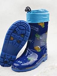 Botas ( Azul ) - de MENINA - Botas de Chuva