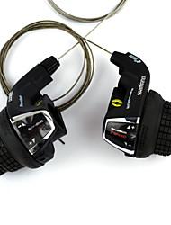 Schaltwerke ( Schwarz , aleación de aluminio/PVC/Synthetik ) - für  Verstellbar/SPD -Aktuelle Geschwindigkeit -