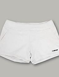Pantalones Cortos (Blanco) - Transpirable/Antibacteriano - para Mujer