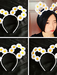 Fashion Flower Seaside Holiday Hair Band